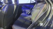 Hyundai Venue Rear Seats