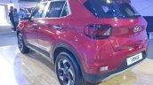 Hyundai Venue Rear Three Quarters