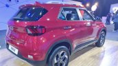Hyundai Venue Rear Three Quarters Right Side