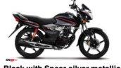 Honda Cb Shine 125 Special Edition Black With Spea
