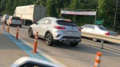 Kia Xceed Rear Three Quarters Spy Photo