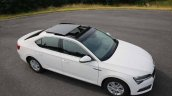 Skoda Superb Top View
