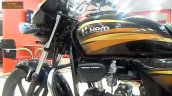 Hero Splendor 25 Year Special Edition Fuel Tank