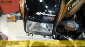 Hero Splendor 25 Year Special Edition Visor