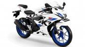New 2019 Suzuki Gsx R Brilliant White Cw Vigor Blu