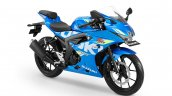 New 2019 Suzuki Gsx R Met Tritone Blue Keyless Ign