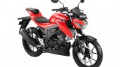 2019 Suzuki Gsx S150 Stronger Red Shuttered Key Sy