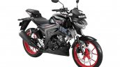 2019 Suzuki Gsx S150 Titan Black Cw Rouge Red Key