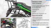 Bajaj Dominar 400 Touring Kit Autologue Design 3