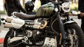 Triumph Scrambler 1200 Xc Front View