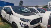 Ford Ecosport Thunder Edition 1