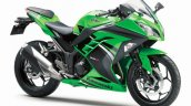 Kawasaki Ninja 300 Abs Lime Green