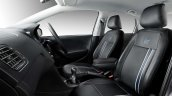 Vw Polo Cup Edition Leatherette Seat Covers