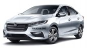 Next Gen 2019 Honda City Front Three Quarters Rend