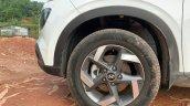 2019 Hyundai Venue Alloy Wheel Design