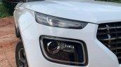 2019 Hyundai Venue Headlight Indicator
