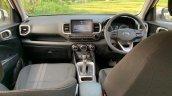 2019 Hyundai Venue Interior Dashboard