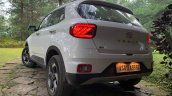 2019 Hyundai Venue Rear Three Quarters White 05