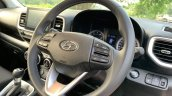 2019 Hyundai Venue Steering Wheel