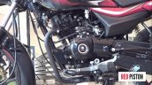 Bajaj Platina 110 H Gear Engine Left Side
