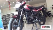 Bajaj Platina 110 H Gear Left Front Quarter