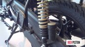 Bajaj Platina 110 H Gear Rear Suspension