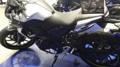 Yamaha Mt 15 White Left Side