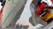 2019 Tvs Apache Rr310 Track Review Visor Rubber Mo