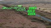 Bajaj Dominar 400 New Tvs New Tag Line
