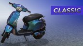 Sahara Classic Electric Scooter