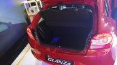 Toyota Glanza Boot
