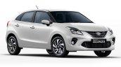 Toyota Glanza Cafe White