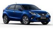 Toyota Glanza Insta Blue