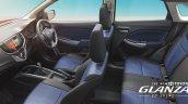 Toyota Glanza Interior Cabin