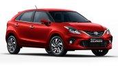 Toyota Glanza Sportin Red