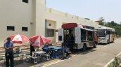 Toyota Service Express Truck Setup