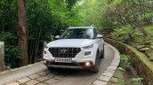Hyundai Venue White