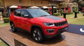 Jeep Compass Trailhawk Front Quarter Left