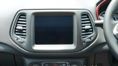 Jeep Compass Trailhawk Infotainment System Display