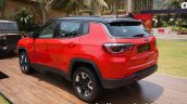 Jeep Compass Trailhawk Rear Quarter Left