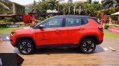 Jeep Compass Trailhawk Side Profile