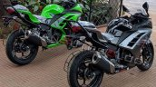 2019 Kawaski Ninja 300 At Anzen Kawasaki Outdoor E