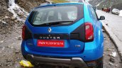 2020 Renault Duster Rear End Image 1