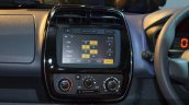 Renault Kwid Center Console India Unveiling
