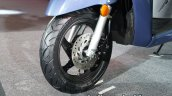 Honda Activa 126 Bs Vi India Launch Front Disc Bra