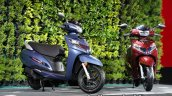 Honda Activa 126 Bs Vi India Launch Front Right An