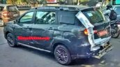 Maruti Suzuki Ertiga Cross Spy 2