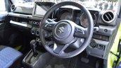 Suzuki Jimny Dashboard