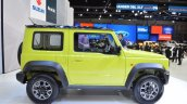 Suzuki Jimny Side Profile