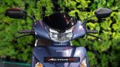 Honda Activa 125 Bs Vi India Launch Fascia